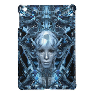 Metal Maiden iPad Mini Cases