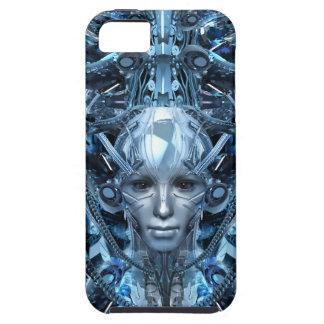 Metal Maiden iPhone 5 Cases