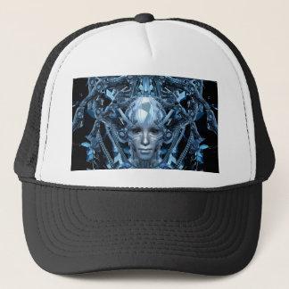 Metal Maiden Trucker Hat