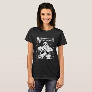 Metal Meeple T-Shirt