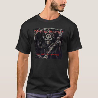 Metal Militia T-Shirt