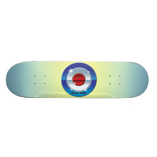 Metal Mods Skateboard