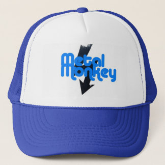 metal monkey lightning cap