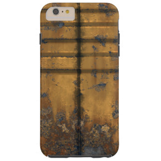 Metal Panels 1 Tough iPhone 6 Plus Case