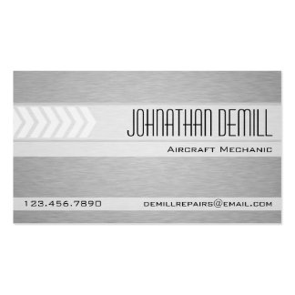 Metal Plating Texure - Style 1 Business Card