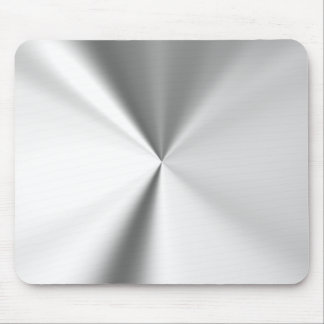 metal rays mouse pad