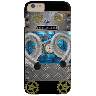 Metal Robot Sci Fi Iphone Case