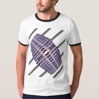 Metal Scifi Football Game Field Robot CricketDiane T Shirt
