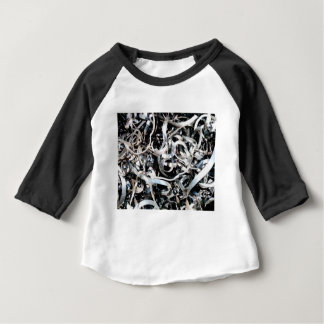 metal scrap tangle baby T-Shirt
