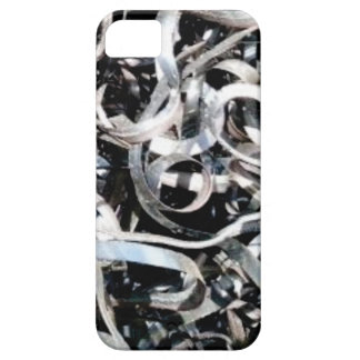 metal scrap tangle case for the iPhone 5