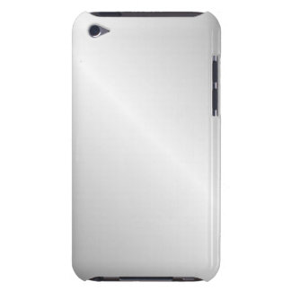 Metal Silver Look iPod Touch Cases