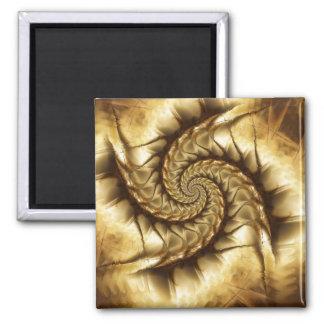 Metal Spiral Magnet
