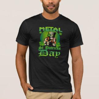 Metal St. Patrick's Day Shirt