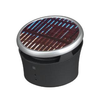 metal staircase bluetooth speaker