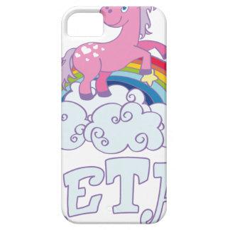 Metal Unicorn iPhone 5 Cases