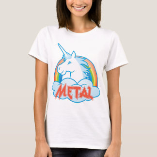 metal-unicorn T-Shirt