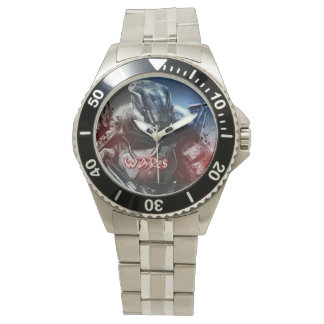 Metal watch