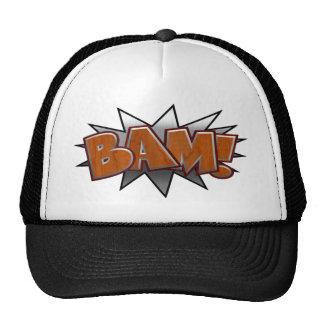 Metal-Wood-BAM! Trucker Hat