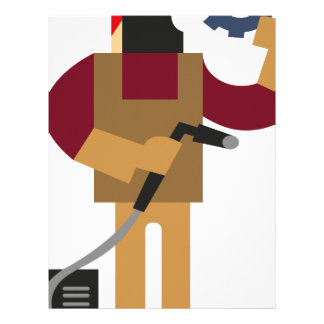 Metal Worker Letterhead