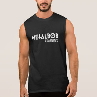 METALBOB TRAINING MUSCLE TEE