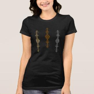 Metalic Balance Trio T-Shirt