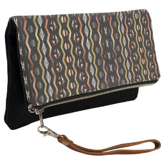 METALLIC AFRICA ABSTRACT#1 CLUTCH