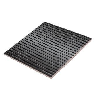 Metallic Background Tile