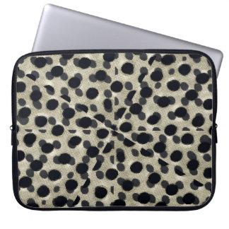 Metallic Camouflage Laptop Sleeve