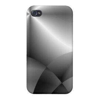 Metallic Chrome iPhone 4 Saavy Case