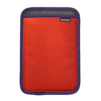Metallic Crimson iPad Mini Sleeve