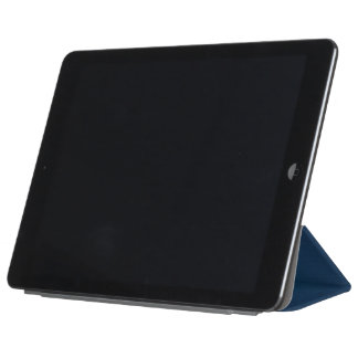 Metallic Deep Ocean Blue iPad Air Cover