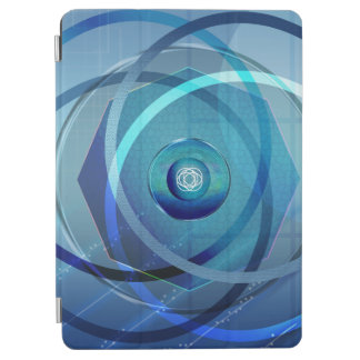 Metallic Flower -iPad Air Cover/Case iPad Air Cover