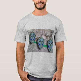 metallic mask 26 T-Shirt