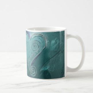 Metallic musings mug