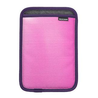 Metallic Pink iPad Mini Sleeves
