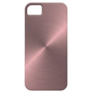 Metallic Pink iPhone 5 Covers