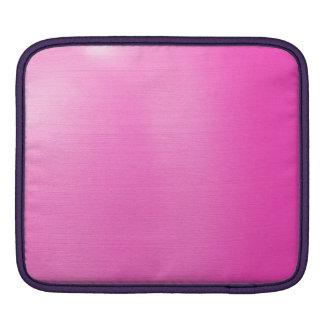 Metallic Pink Sleeve For iPads