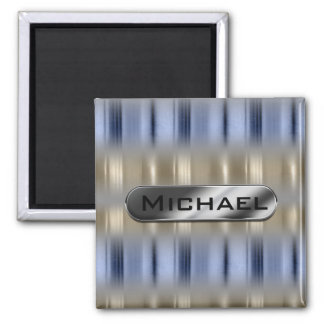 Metallic Reflections and Nameplate ID287 Magnet