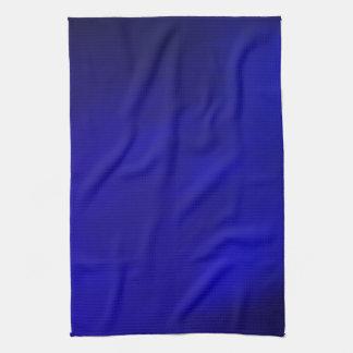 Metallic Royal Blue Kitchen Towel