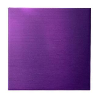 Metallic Royal Purple Tile