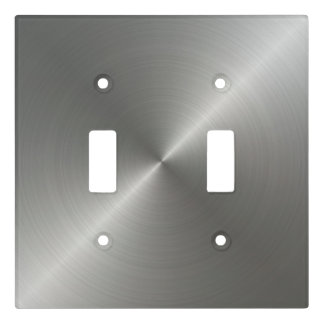 Metallic texture Light Switch Cover