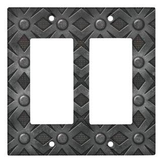 Metallic texture Light Switch Cover