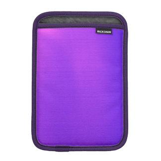 Metallic Violet Sleeve For iPad Mini