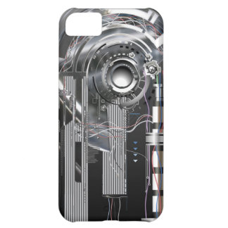 Metals wires thingamebobs and gadgets iPhone case