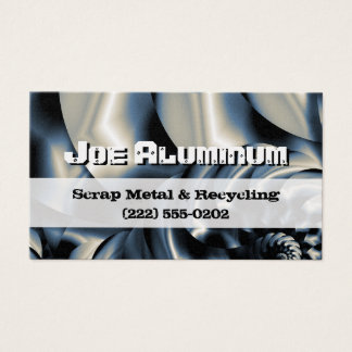 Metalworks Business Card