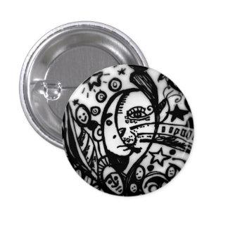 metamorphosis 1 inch round button