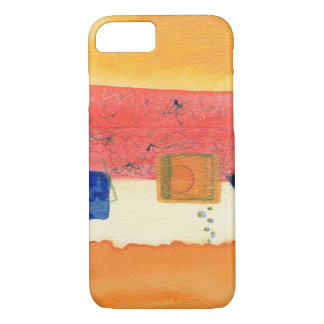 Metamorphosis Abstract iPhone Case