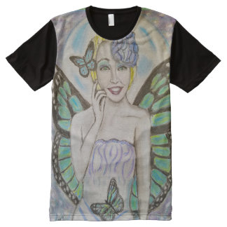 Metamorphosis All-Over-Print T-Shirt