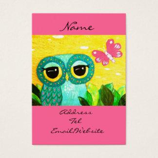 Metamorphosis Business Card