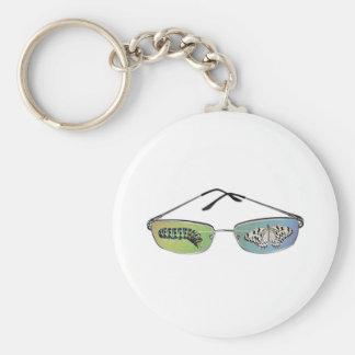 Metamorphosis Keychain